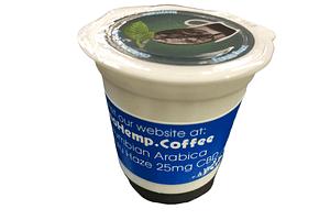 uno hemp coffee pod with cbd