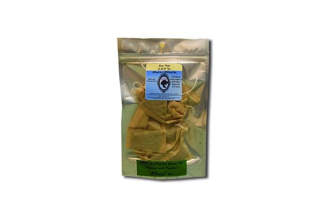 Janevape 200mg CBD Green Tea