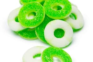 green apple cbd gummies