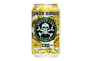 cbd soda lemon
