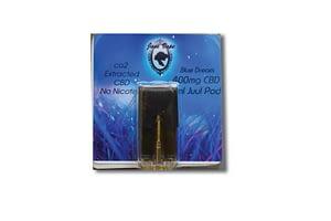 400 mg Janevape Vape Pod (blue dream)