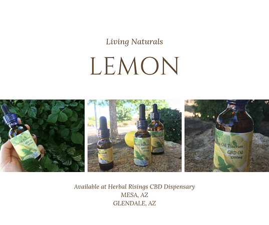 living naturals lemon