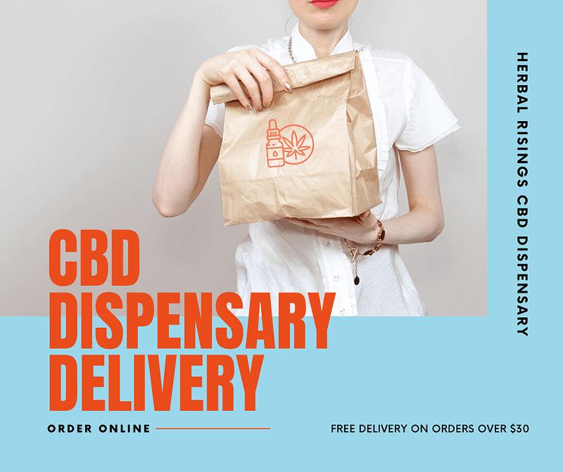 cbd oil delivery